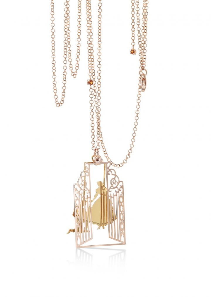 loroetu, prince proposal to the princess necklace, collana proposta del principe alla principessa