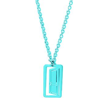 loroetu, collana porta turchese, door turquoise necklace