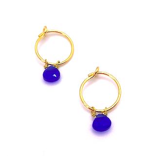 Loroetu_electricblue_hydro_gem_earrings