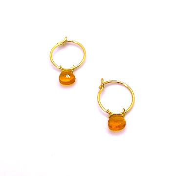 Loroetu_yellow_hydro_gem_earrings